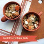 Roasted Veggie Bowls
