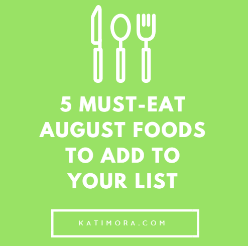 5 Must Eat Foods To Add to Your Food List