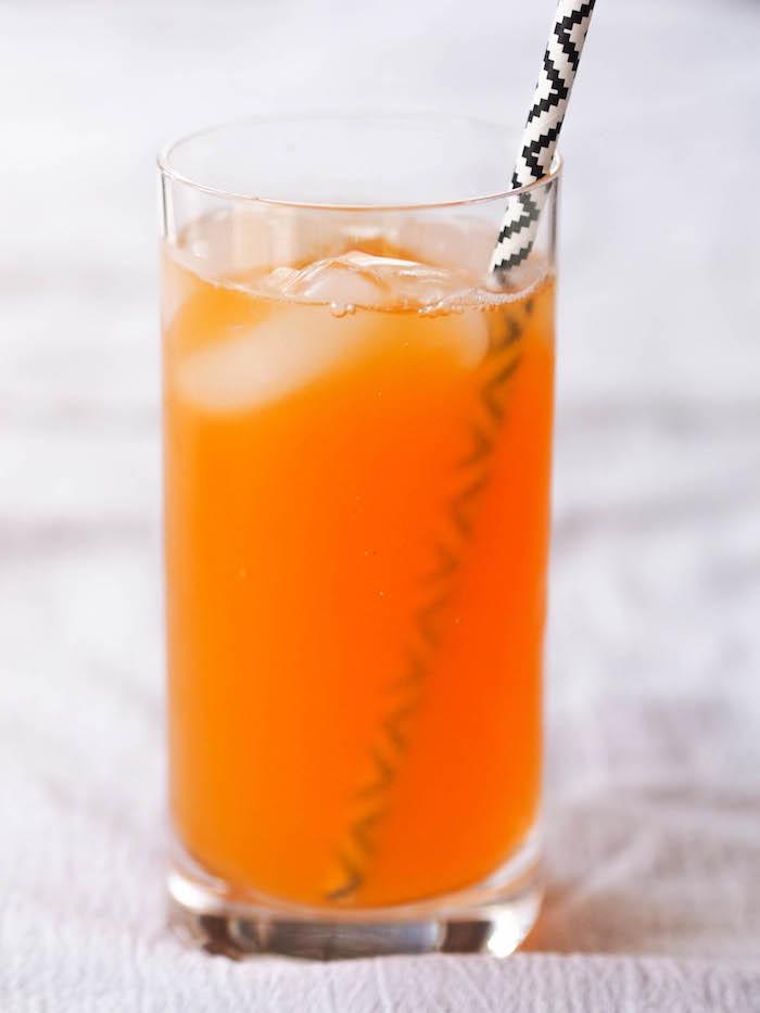 Cantaloupe Aguas Fresca