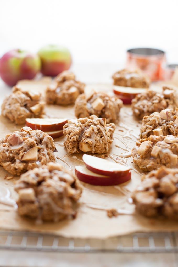 Apple Cinnamon Scruffins