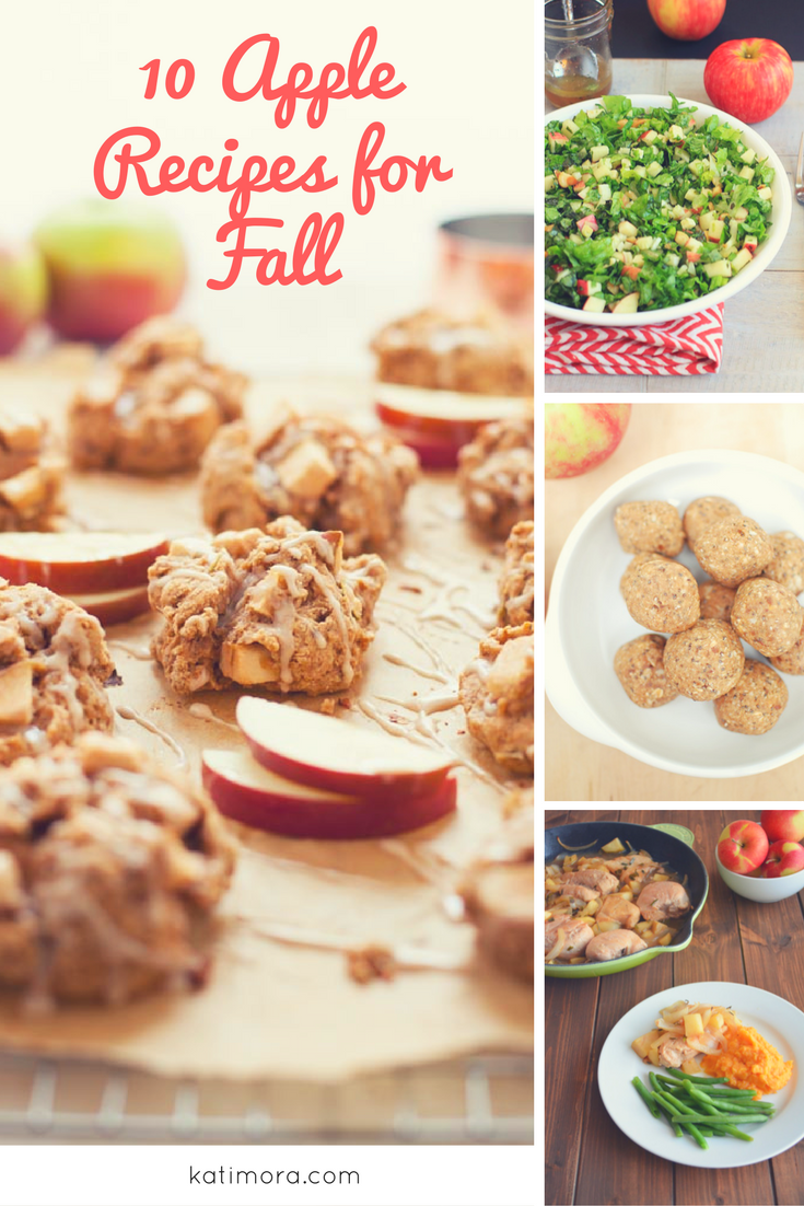 10 Apple Recipes Perfect for Fall