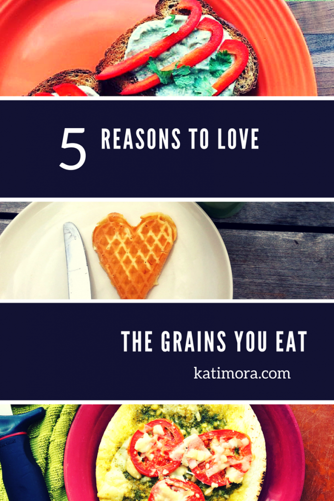 5 Reasons to Love the Grains You Eat