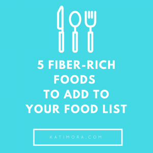 Need More Fiber in Your Life? Here Are 5 Foods To Help (And Whole Wheat Pasta Isn't One of Them!)