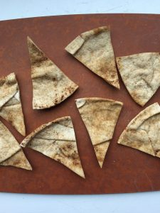 Make Your Own Pita Chips
