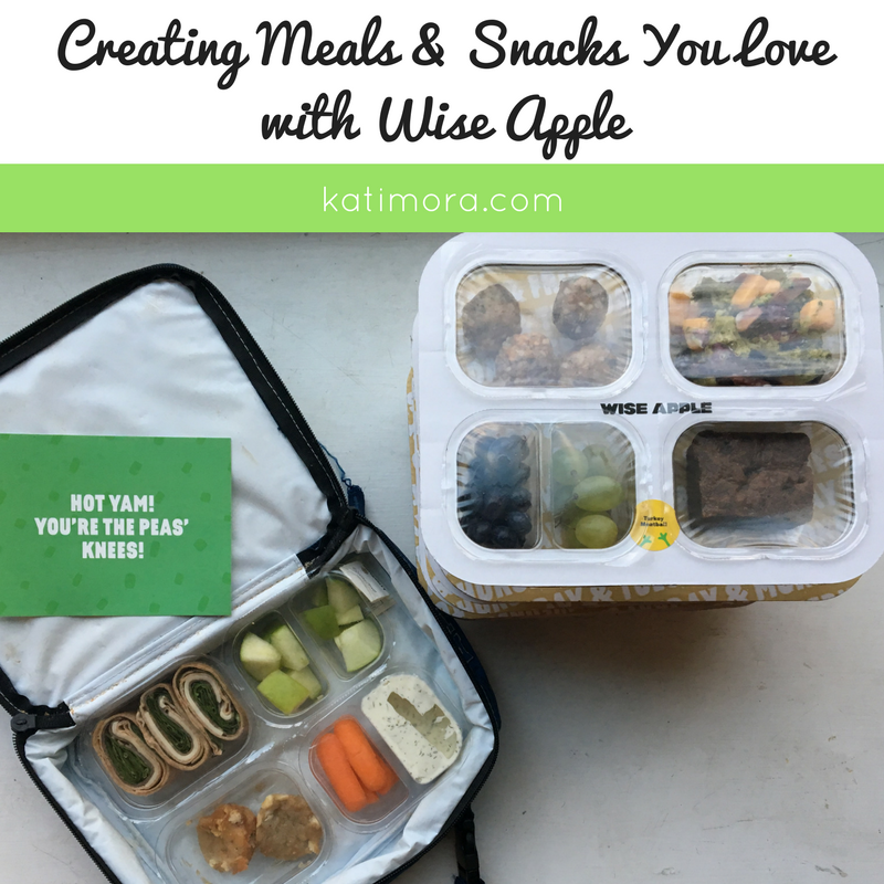 Creating Meals and Snacks You Love with the Help of Wise Apple