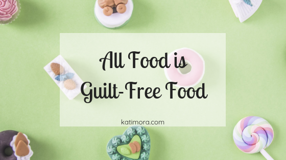 What the Bible Says: All Foods Are Guilt-Free Foods